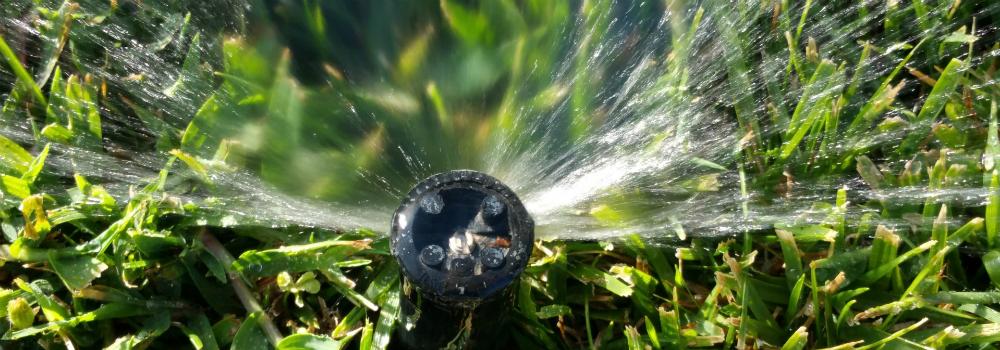 home sprinkler system installation